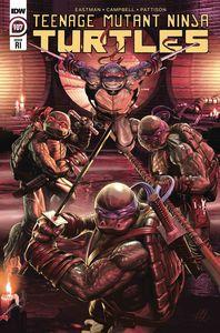[Teenage Mutant Ninja Turtles: Ongoing #107 (Mcardell Variant) (Product Image)]