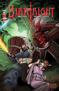[Birthright #49 (Cover B Su Aapi Variant) (Product Image)]