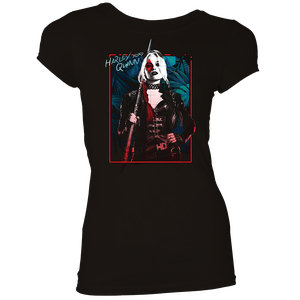 [The Suicide Squad: Women's Fit T-Shirt: Harley Quinn (Product Image)]