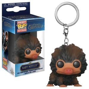 [Fantastic Beasts: The Crimes Of Grindelwald: Pocket Pop! Vinyl Keychain: Baby Niffler (Brown) (Product Image)]