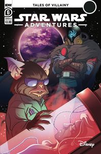 [Star Wars Adventures (2020) #6 (Cover B Fico Ossio) (Product Image)]