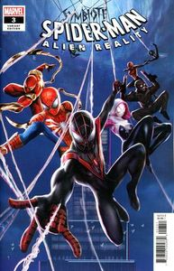 [Symbiote Spider-Man: Alien Reality #3 (Jie Yuan Connect) (Product Image)]