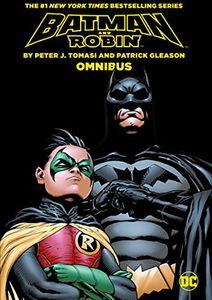 [Batman & Robin By Tomasi & Gleason: Omnibus (Hardcover) (Product Image)]