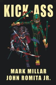 [Kick Ass: Oversized Edition: Volume 1 (Titan Edition - Hardcover) (Product Image)]