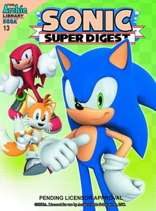 [Sonic Super Digest #13 (Product Image)]