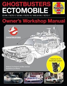 [Ghostbusters: Ectomobile Haynes Owners' Workshop Manual (Hardcover) (Product Image)]
