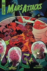 [Mars Attacks #2 (Cover A Henderson) (Product Image)]