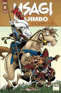 [Usagi Yojimbo: Colour Classics #5 (Cover A Sakai) (Product Image)]
