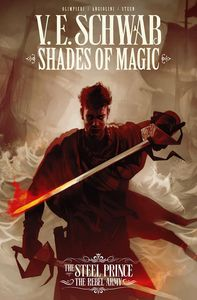 [Shades Of Magic: The Steel Prince: Rebel Army (Forbidden Planet Exclusive Signed Bookplate Edition) (Product Image)]