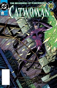 [Catwoman: Volume 2: The Beginning Of Tomorrow (Product Image)]