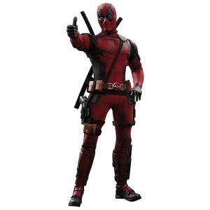 [Deadpool 2: Hot Toys Action Figure: Deadpool (Product Image)]