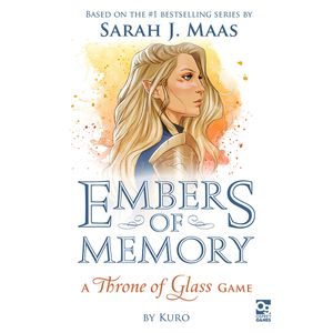 [Embers Of Memory: A Throne Of Glass Game (Product Image)]