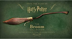 [Harry Potter:  The Broom Collection & Other Artefacts (Hardcover) (Product Image)]