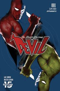 [Death-Defying Devil #1 (Cover D Oliver) (Product Image)]