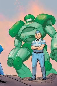 [Mech Cadet Yu #2 (Subscription To Variant) (Product Image)]