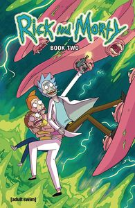 [Rick & Morty: Volume 2 (Hardcover) (Product Image)]