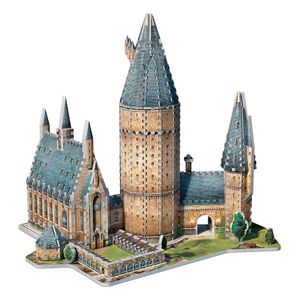 [Harry Potter: 3D Puzzle: Hogwarts Great Hall (Product Image)]