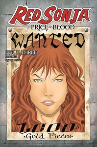 [Red Sonja: Price Of Blood #3 (Cover D Geovani) (Product Image)]