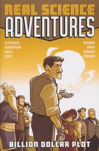 [Atomic Robo Presents: Real Science Adventures: Volume 1 (Product Image)]