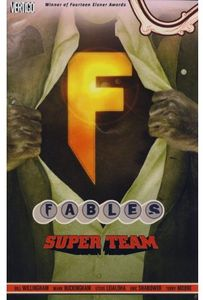 [Fables: Volume 16: Super Group (Titan Edition) (Product Image)]