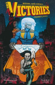 [The Victories: Volume 2: Transhuman (Product Image)]