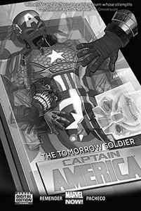 [Captain America: Volume 5: Tomorrow Soldier (Premier Edition Hardcover) (Product Image)]