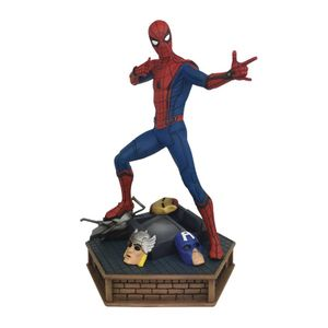 [Marvel: Premier Collection Statue: Spider-Man Homecoming (Product Image)]