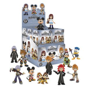 [Kingdom Hearts: Mystery Minis: Series 1 (Product Image)]