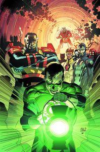 [Green Lantern: New Gods: Godhead (Hardcover) (Product Image)]