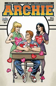 [Archie #27 (Cover C Templeton) (Product Image)]