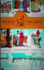 [Prince Valiant: Volume 6: 1947-1948 (Hardcover) (Product Image)]