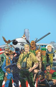 [GI Joe: A Real American Hero: Yearbook #1 (Product Image)]
