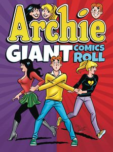 [Archie: Giant Comics Roll (Product Image)]