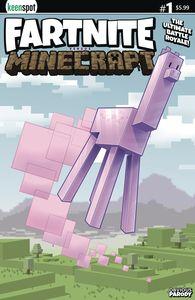 [Fartnite Vs. Minecrapt #1 (Cover D Joseco) (Product Image)]