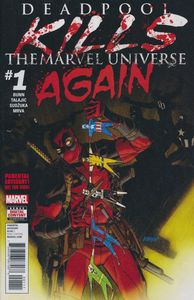 [Deadpool Kills The Marvel Universe Again #1 (Product Image)]