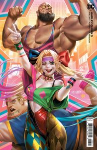 [Harley Quinn #3 (Cover B Derrick Chew Card Stock Variant) (Product Image)]