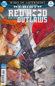 [Red Hood & The Outlaws #11 (Product Image)]
