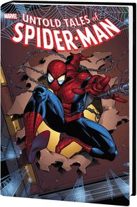 [Untold Tales: Spider-Man: Omnibus (Olliffe Cover New Printing Hardcover) (Product Image)]