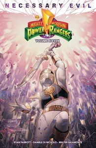 [Mighty Morphin Power Rangers: Volume 11 (Product Image)]