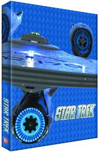 [Star Trek: Volume 1 (Hardcover - Red Label Edition) (Product Image)]