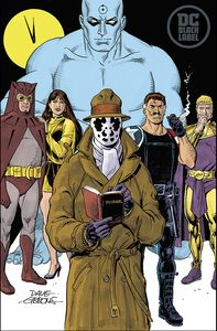[Watchmen (DC Modern Classics - Hardcover Signed Edition) (Product Image)]