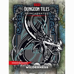 [Dungeons & Dragons: Dungeon Tiles Reincarnated: Wilderness (Product Image)]