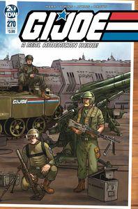 [GI Joe: A Real American Hero #270 (Cover B Sullivan) (Product Image)]