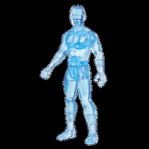 [Marvel Legends Retro Action Figure: Wave 2: Iceman (Product Image)]