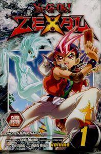 [Yu-Gi-Oh! Zexal: Volume 1 (Product Image)]