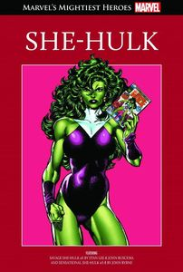 [Marvel's Mightiest Heroes: Volume 83: She-Hulk (Product Image)]