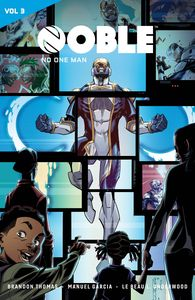 [Catalyst Prime: Noble: Volume 3: No One Man (Product Image)]