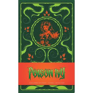[DC Comics: Ruled Journal: Poison Ivy (Hardcover) (Product Image)]