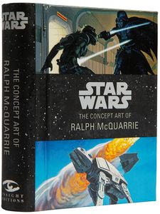 [Star Wars: The Concept Art Of Ralph McQuarrie Mini Book (Hardcover) (Product Image)]