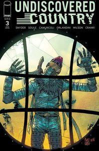 [Undiscovered Country #3 (2nd Printing) (Product Image)]